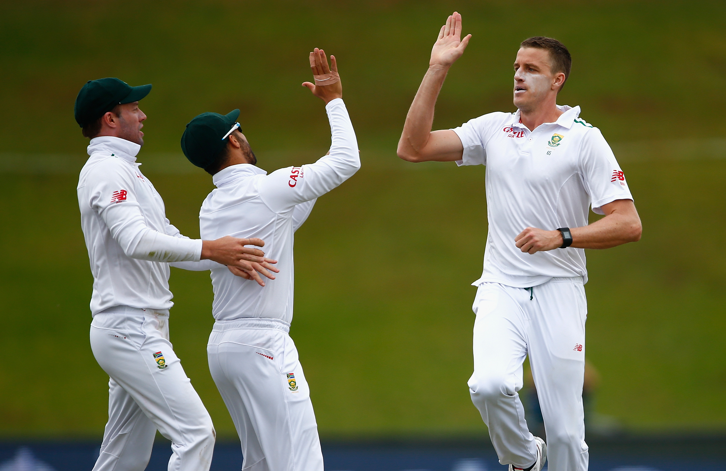 South Africa take a gamble on Morkel for Dunedin test