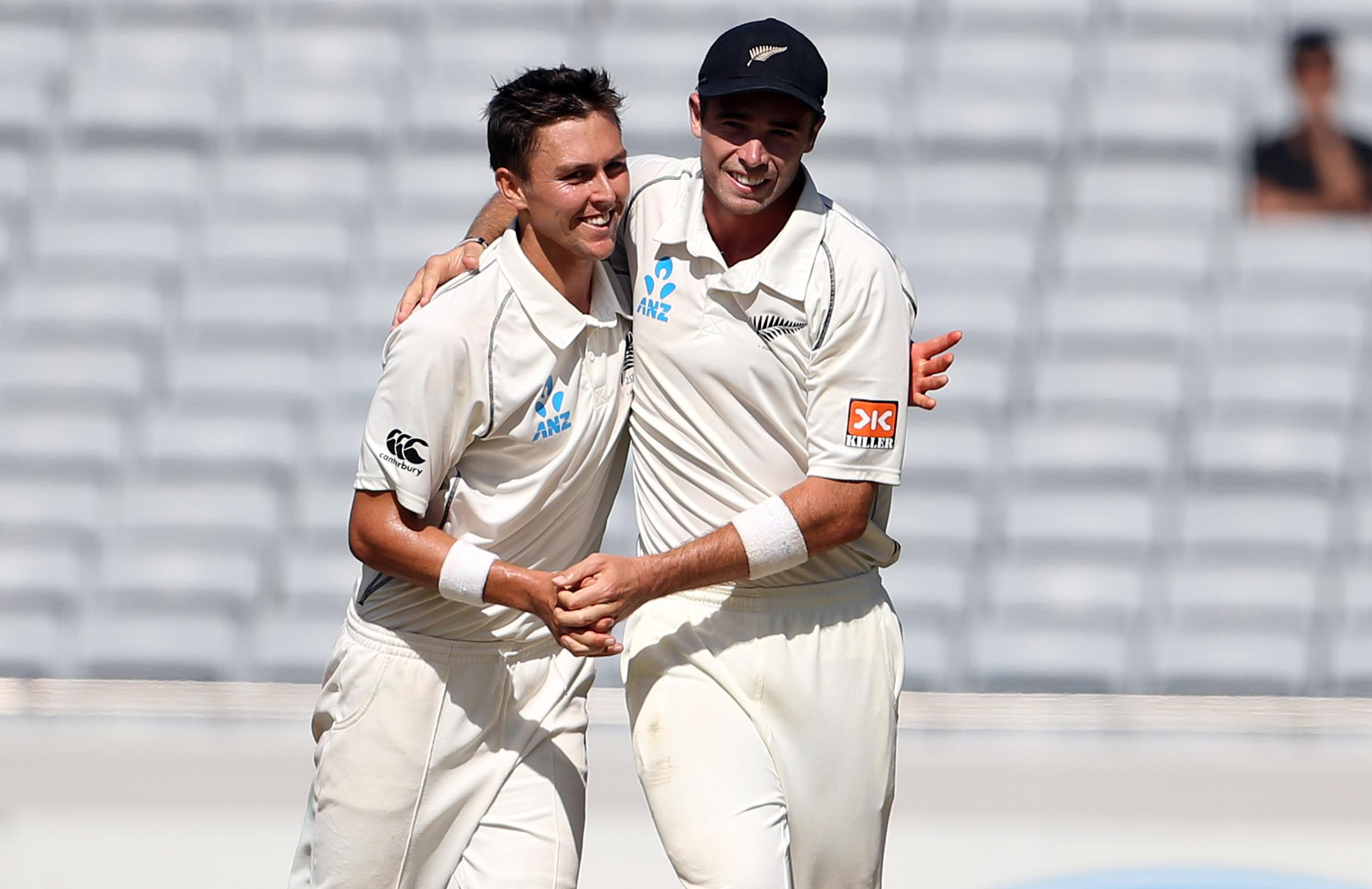 Image result for trent boult and southee