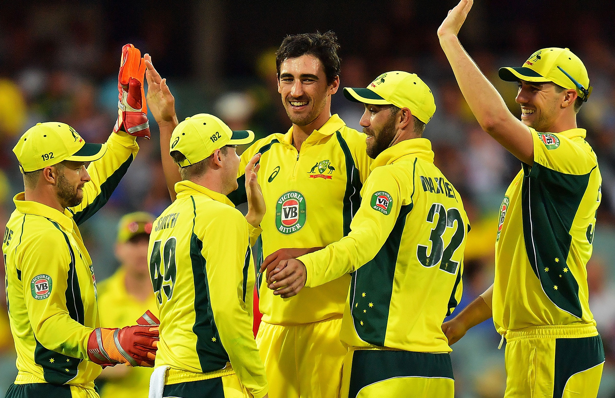 Injured Starc, Lynn in Australia's Champions Trophy squad