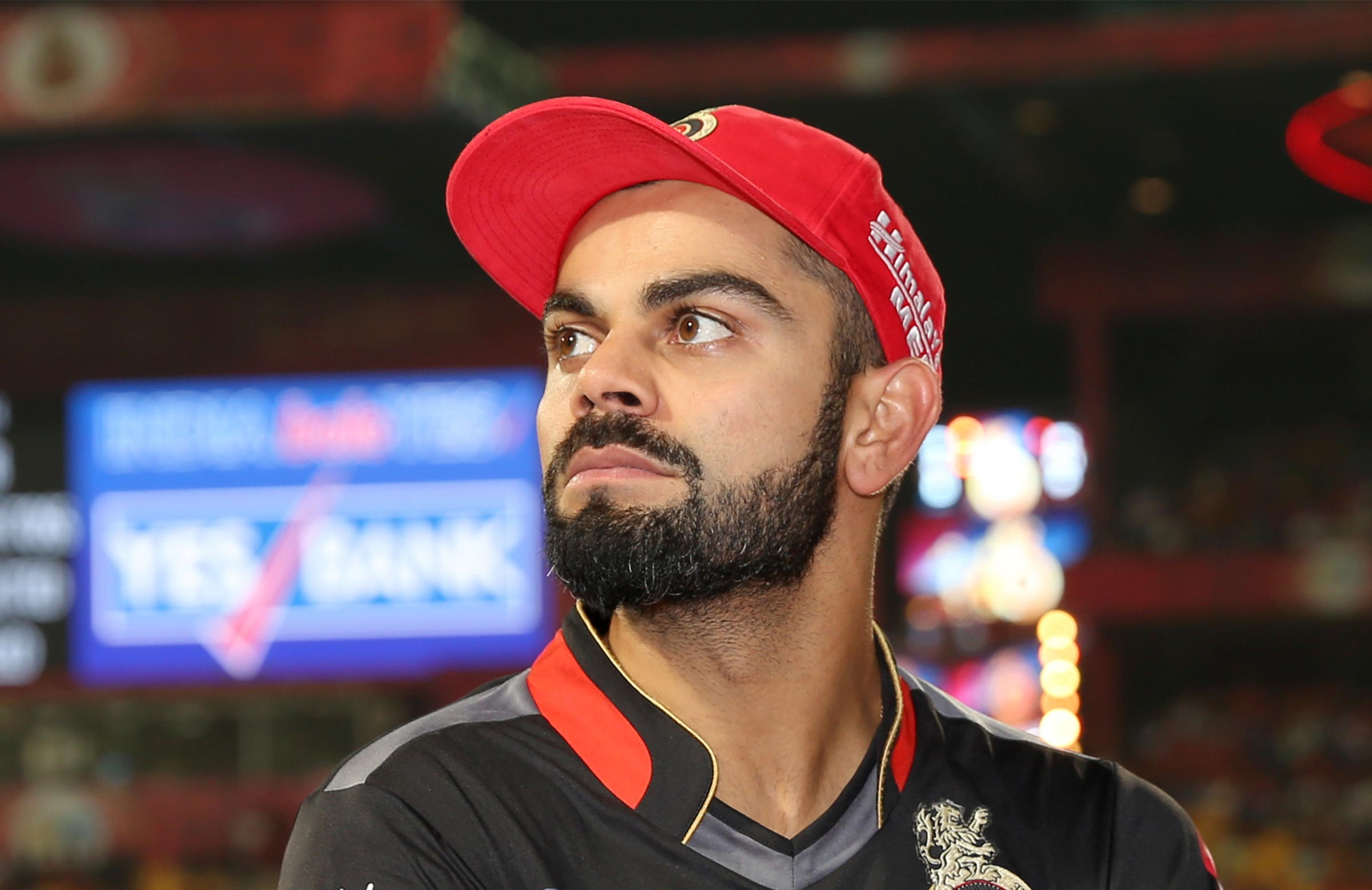 Kohli is under pressure as RCB skipper // BCCI