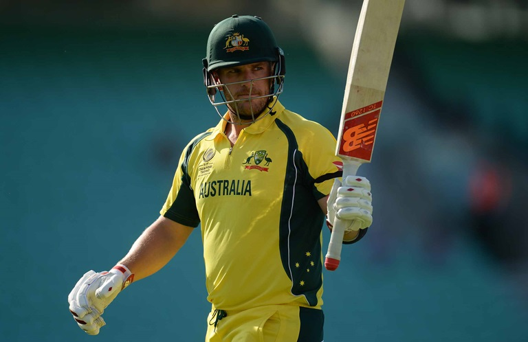 Finch was superb in making 137 // Getty