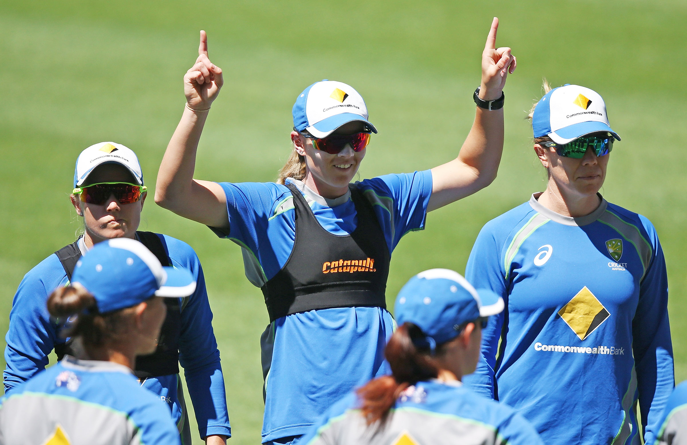 Australia eye record seventh World Cup title