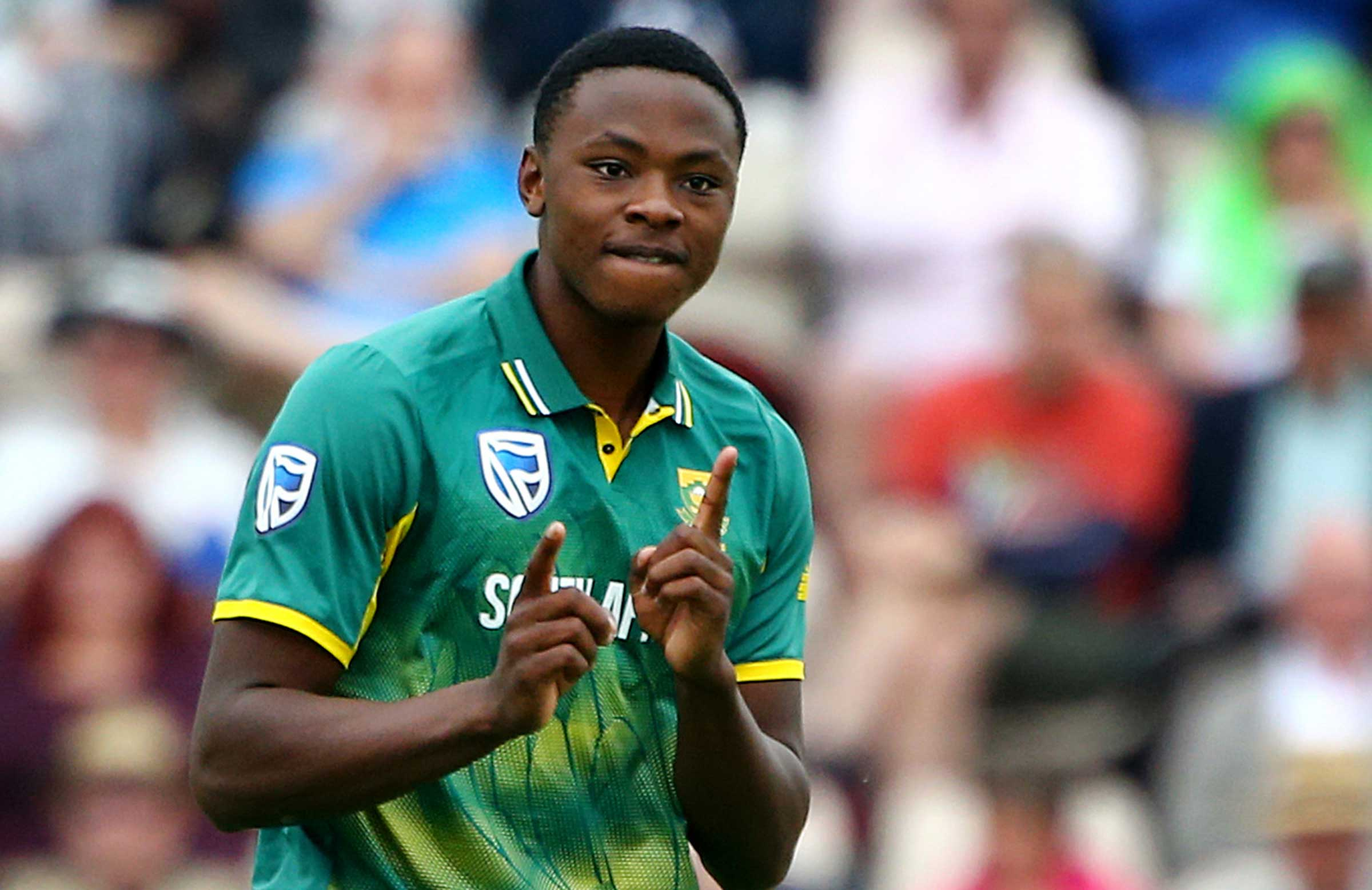Rabada promises of  a comeback in the series for South Africa. (NDTV)