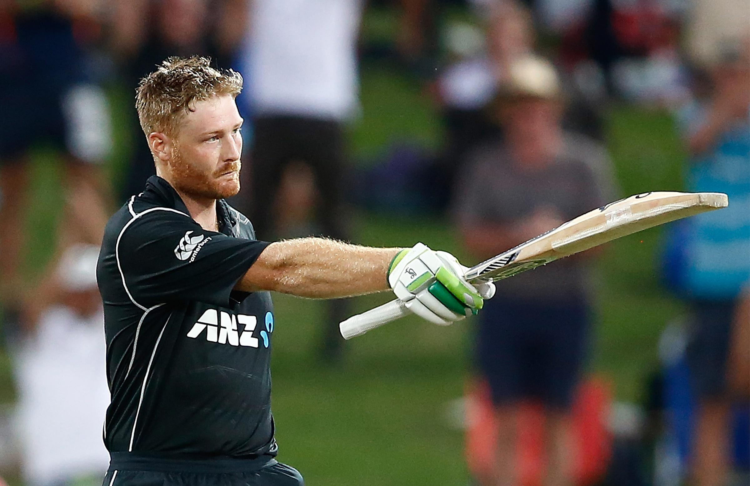 Guptill is set for a huge Champions Trophy // Getty