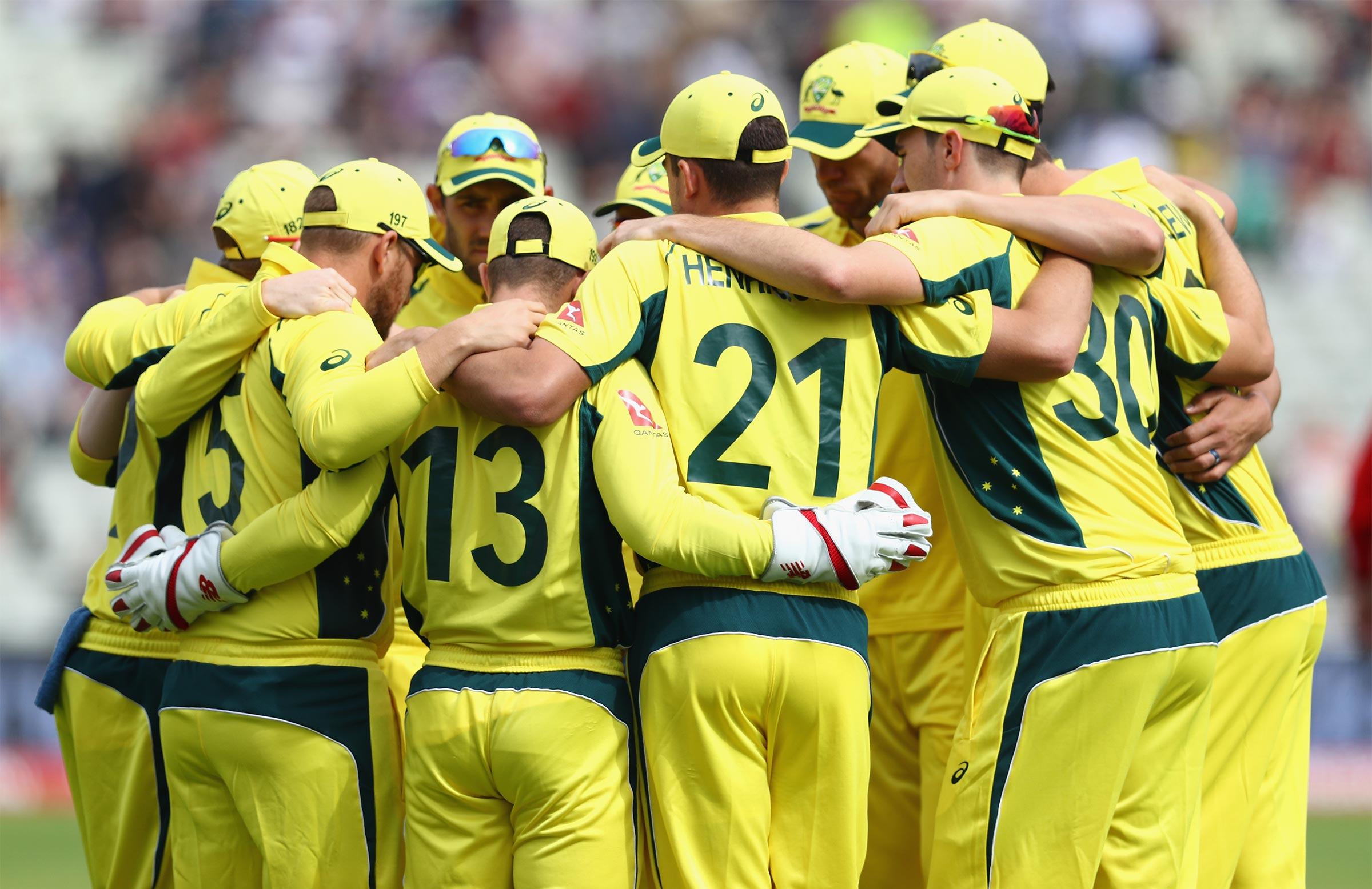Image result for Team Australia