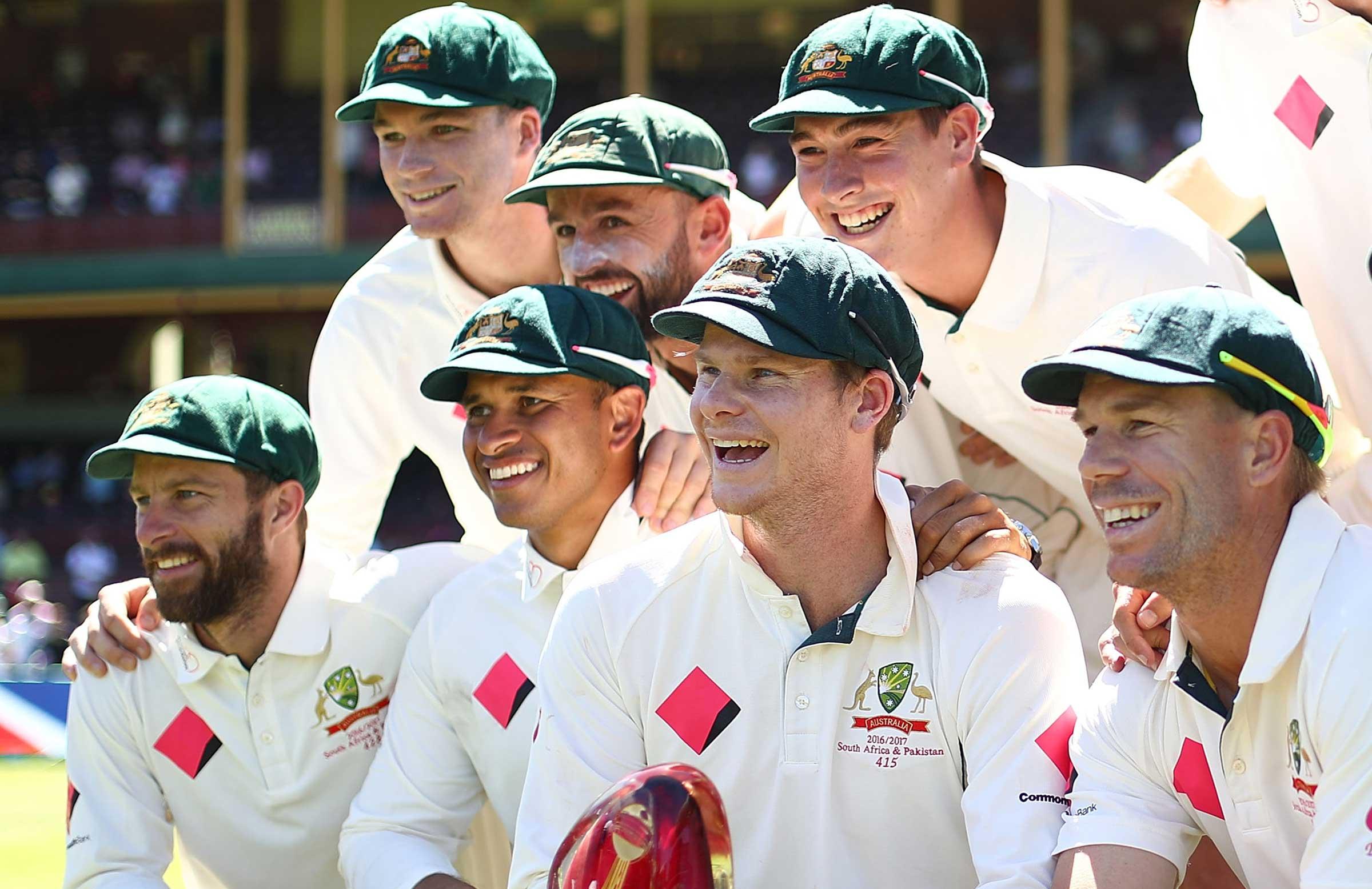 Australia India Tour Squad
