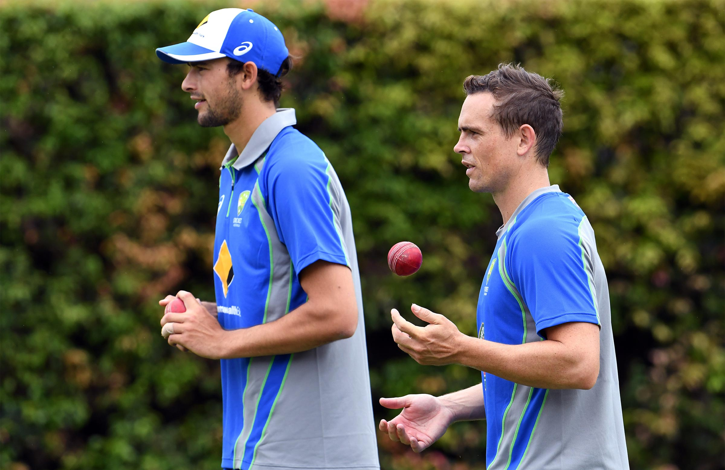 Agar in, Strac and O'Keefe out for Bangladesh tour