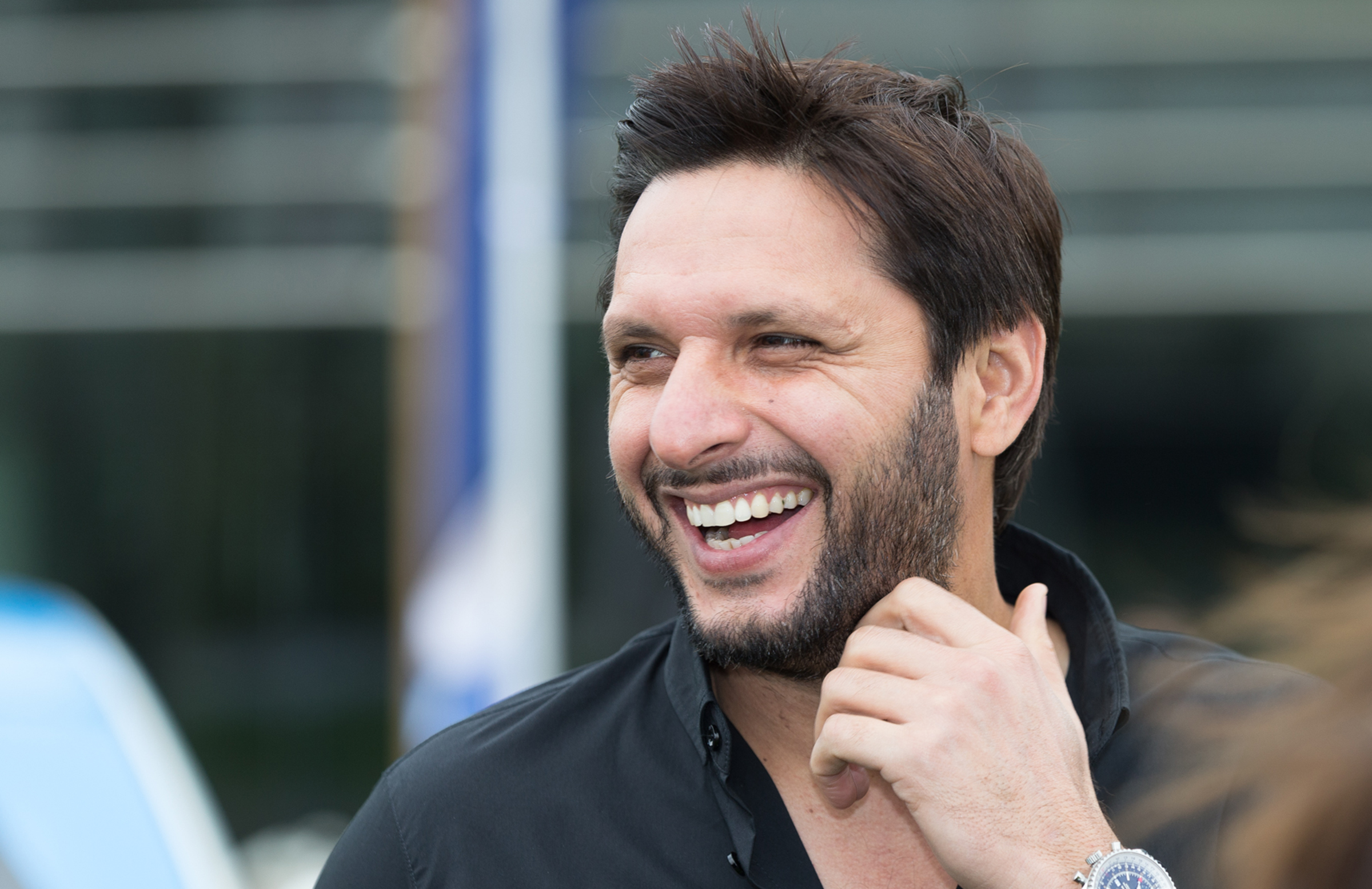 Afridi Eyes Pakistan World Cup Triumph