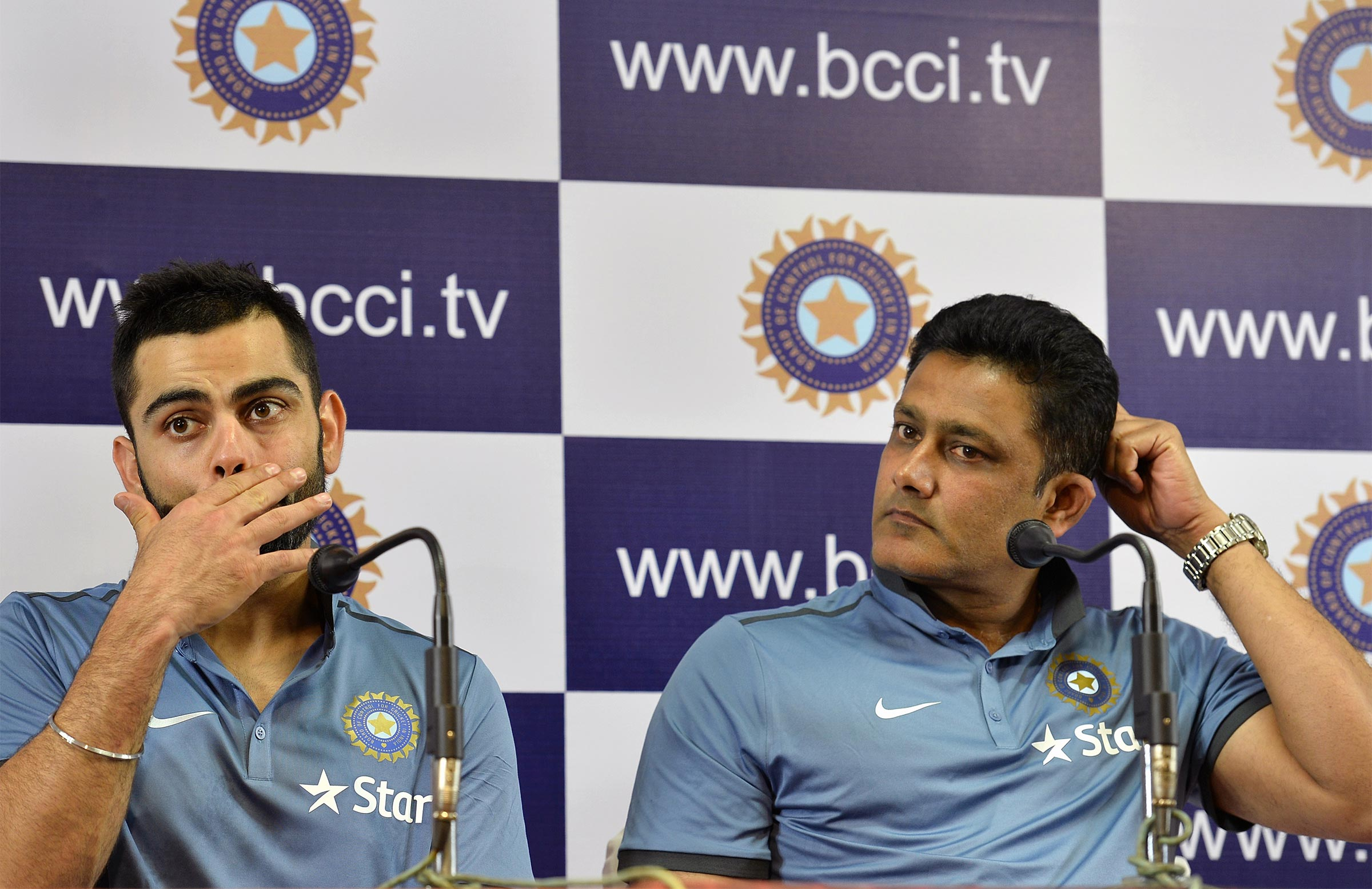 Kumble exit seen as win of player power