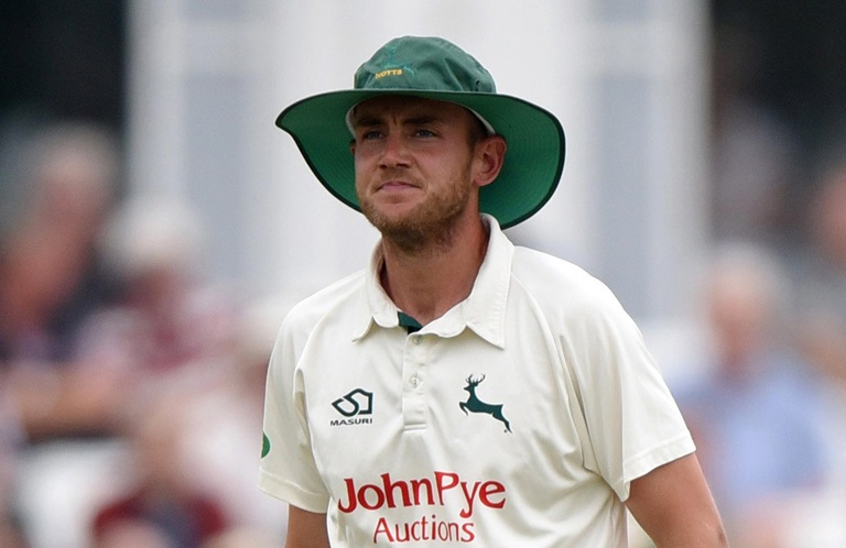 Broad in doubt for Lord's Test // Getty