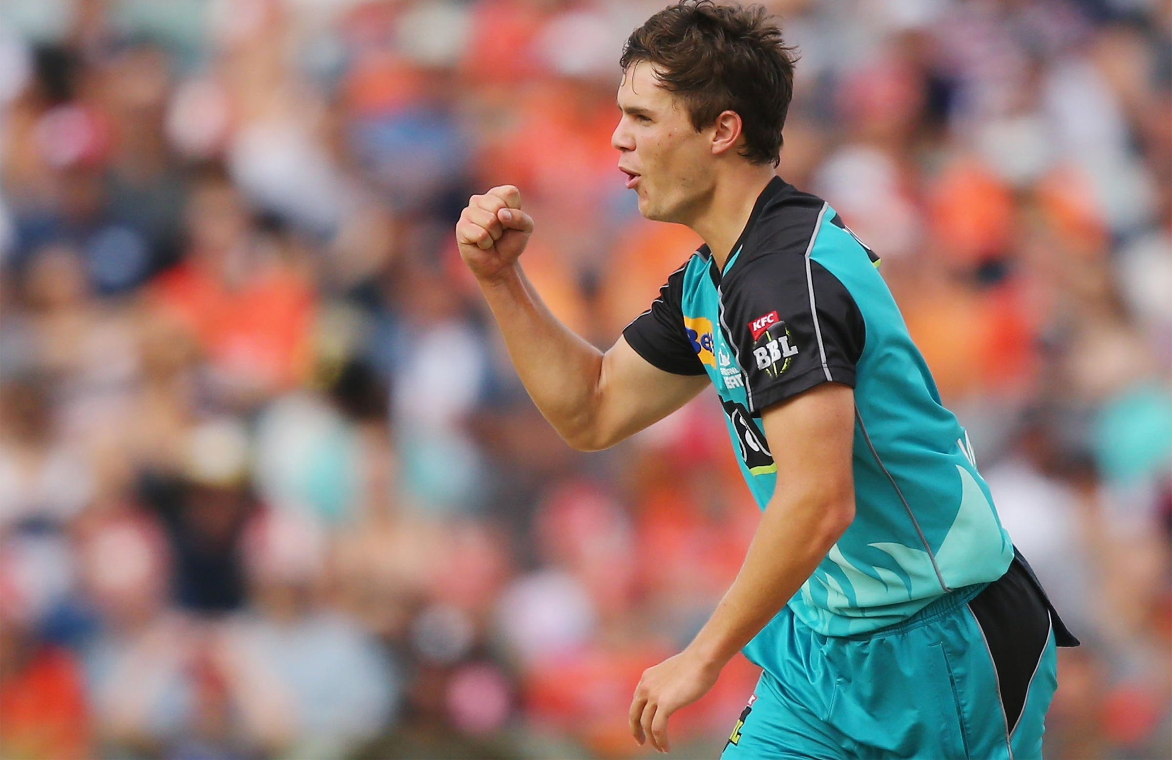 Swepson has enjoyed a rapid rise up the ranks // Getty