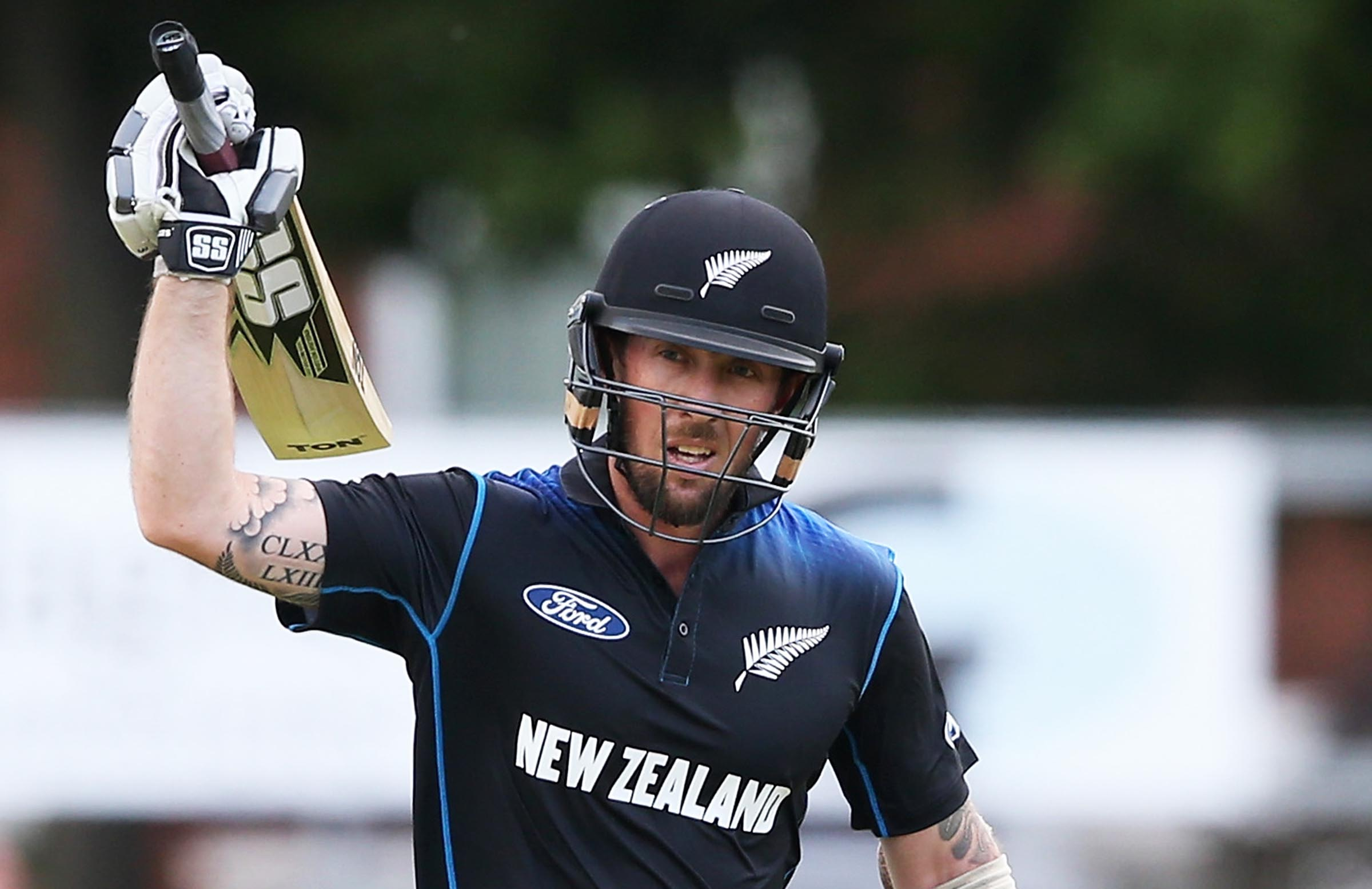 New Zealand's Luke Ronchi announces retirement from global cricket