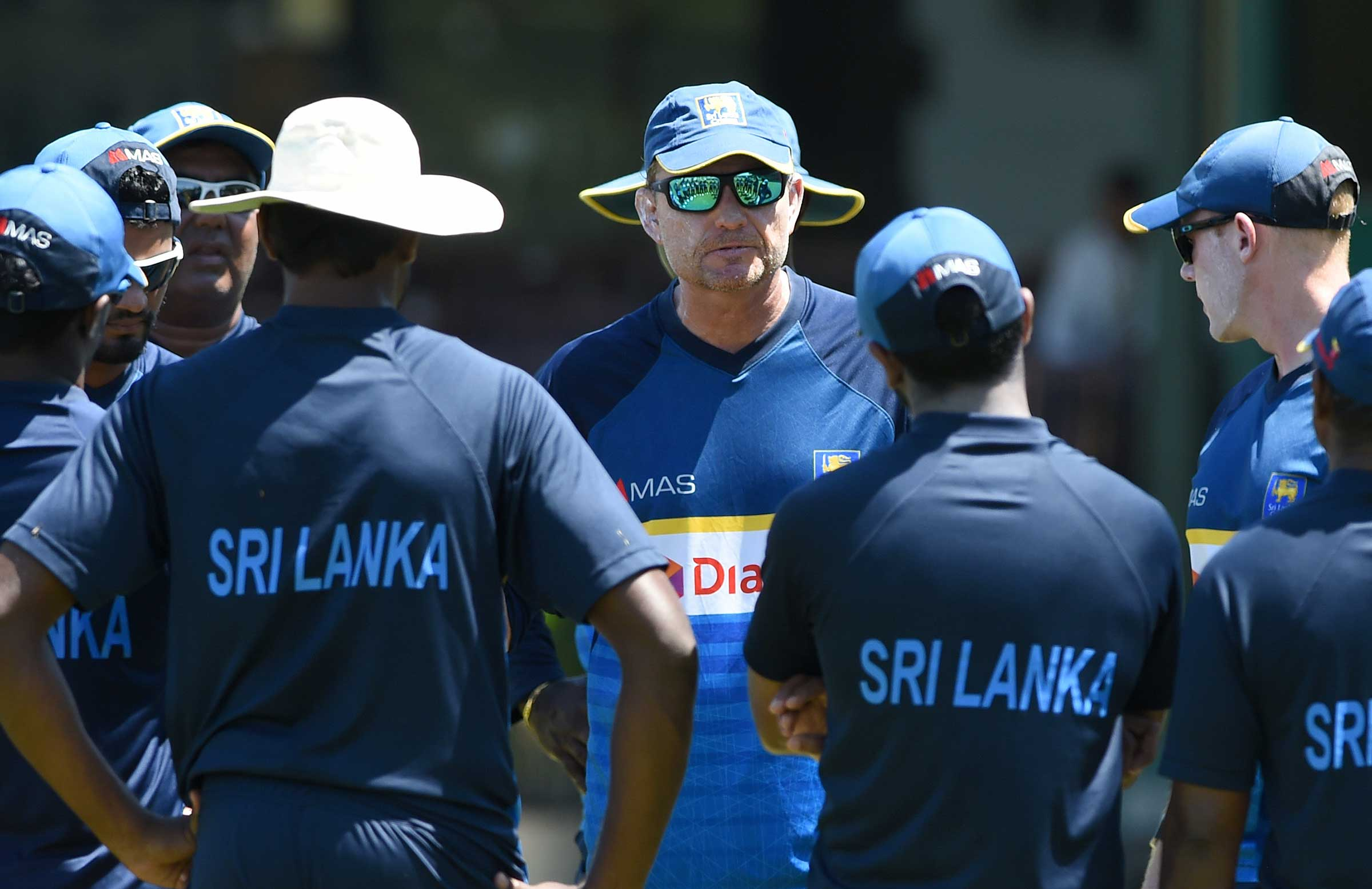 Ford steps down as Sri Lanka coach