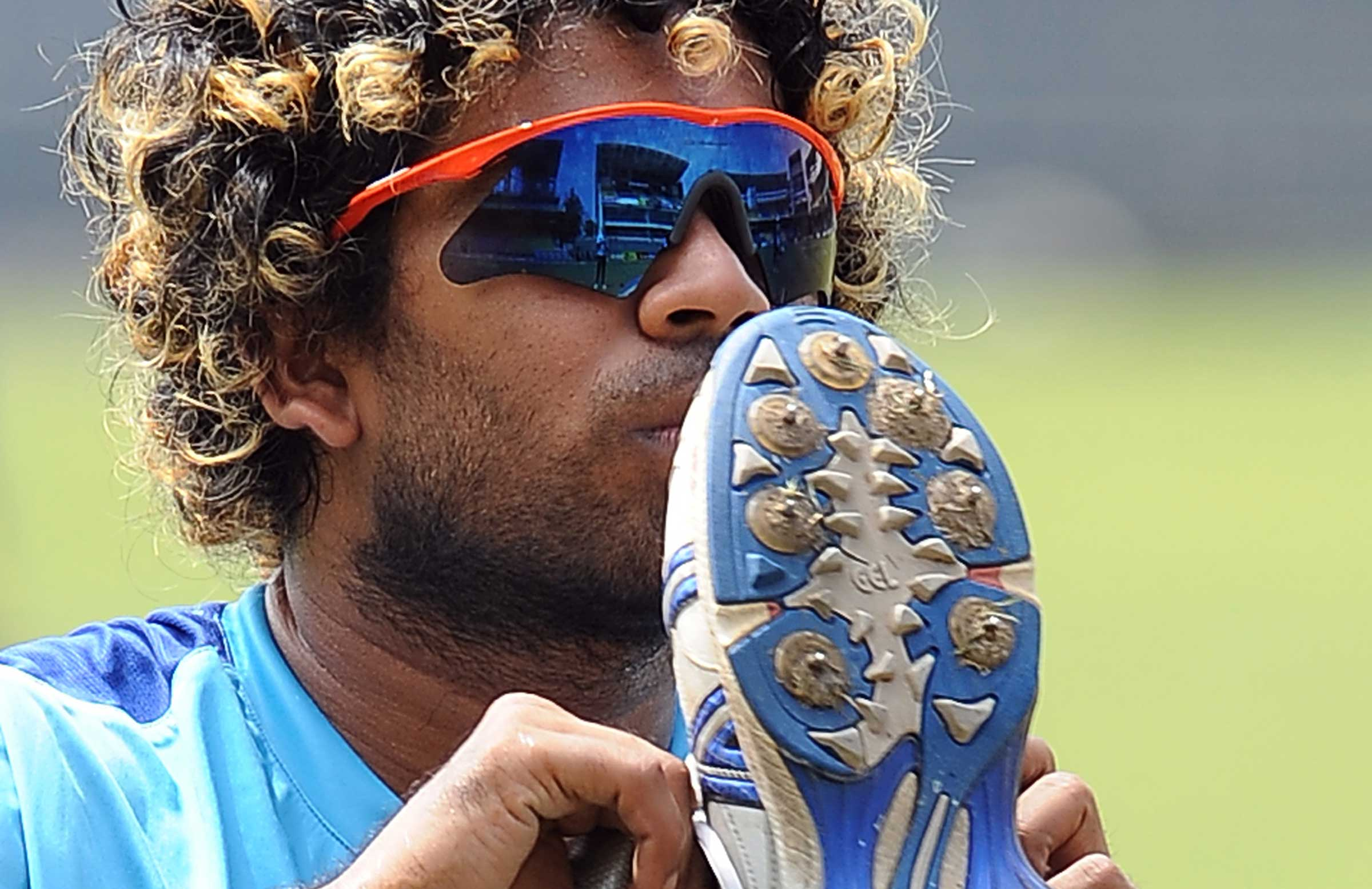 Malinga gets one-year ban, fined for media remarks