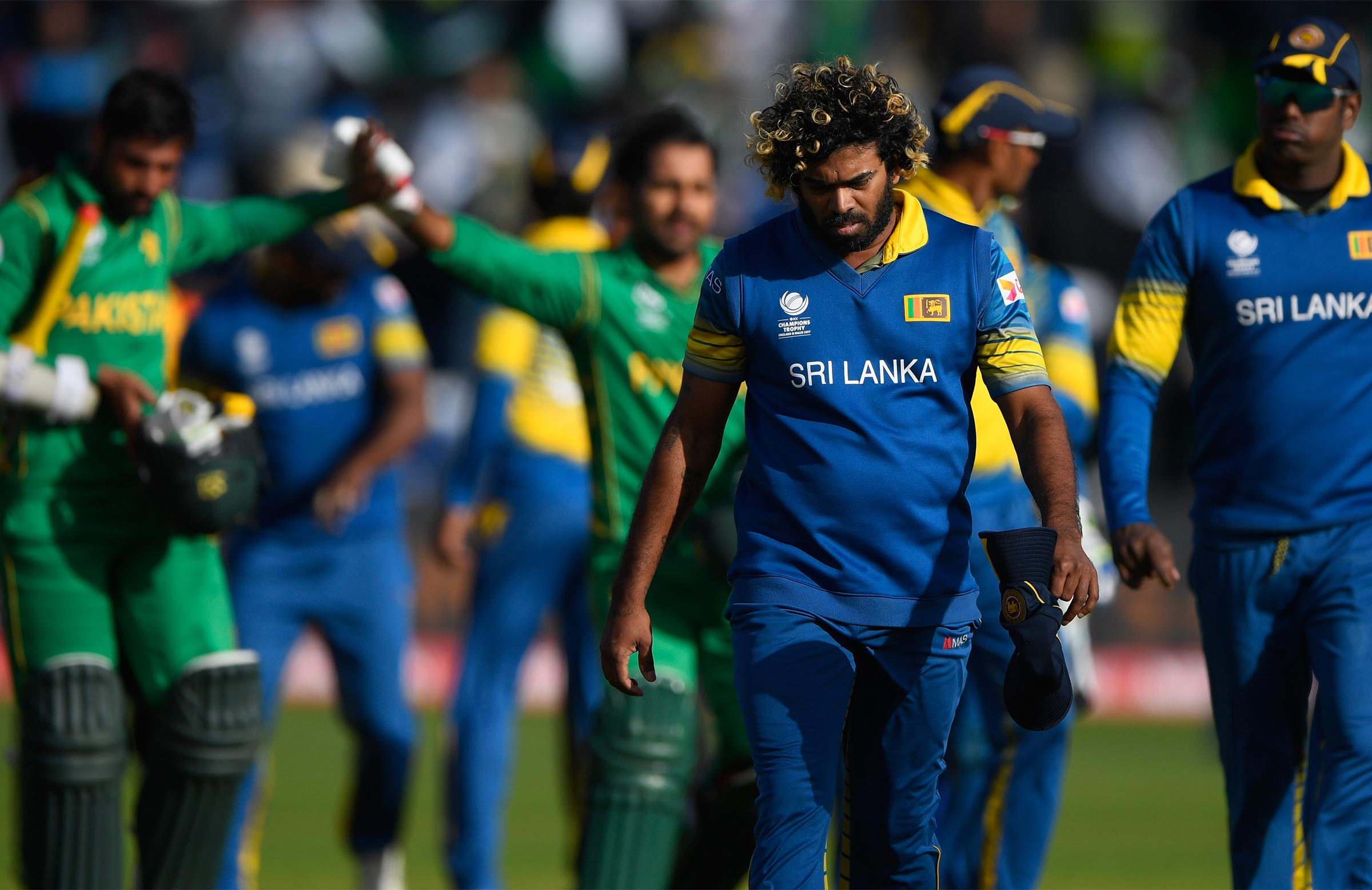 Malinga has been punished but won't miss any matches // Getty