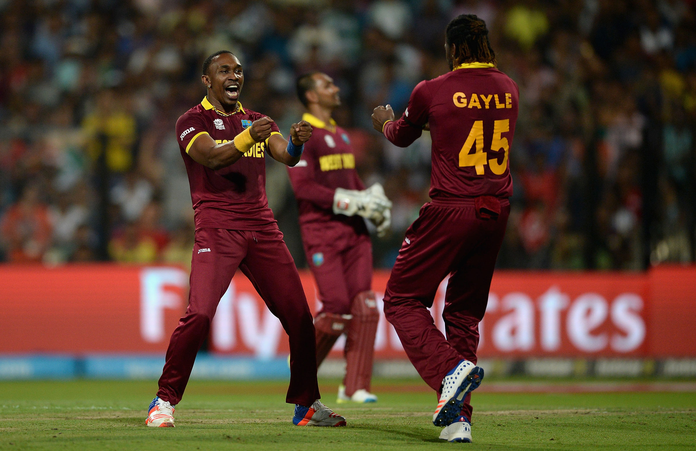 Gayle, Bravo and Pollard near returns as Windies agree selection 'amnesty'