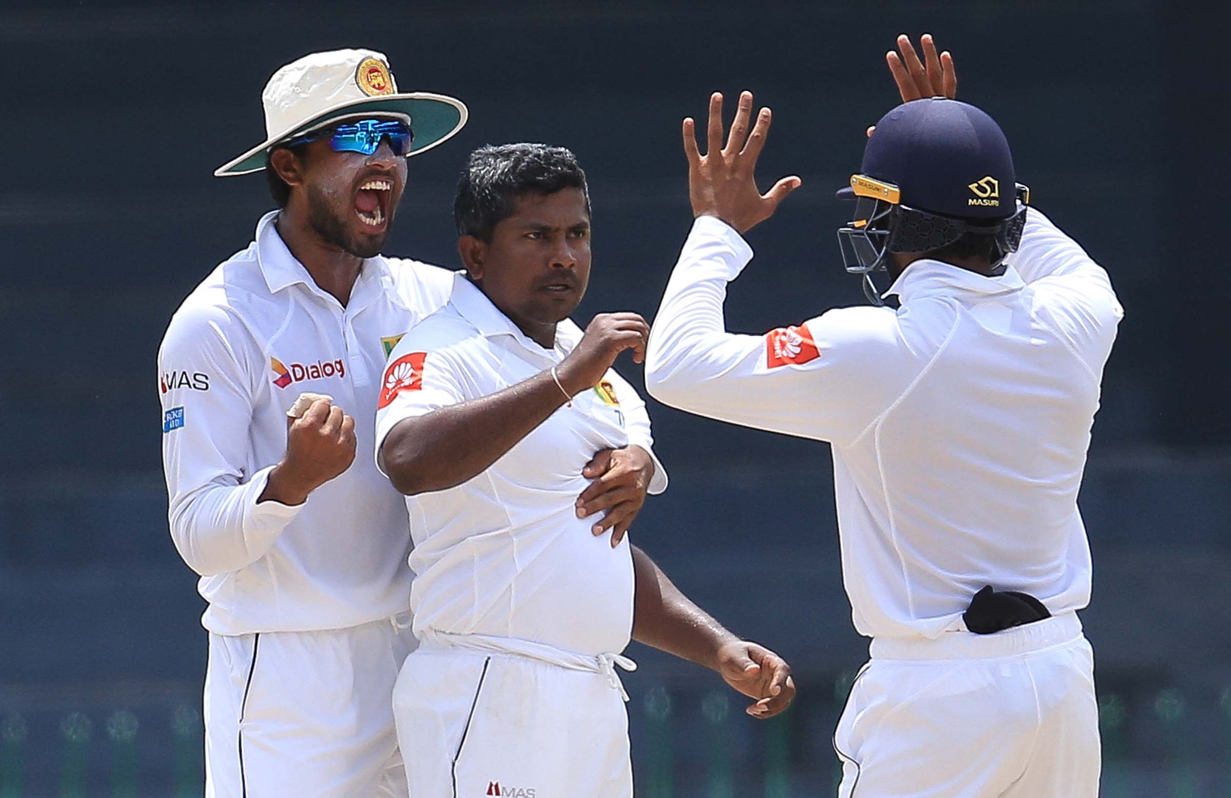 Herath topples Ashwin to become 2nd ranked Test bowler