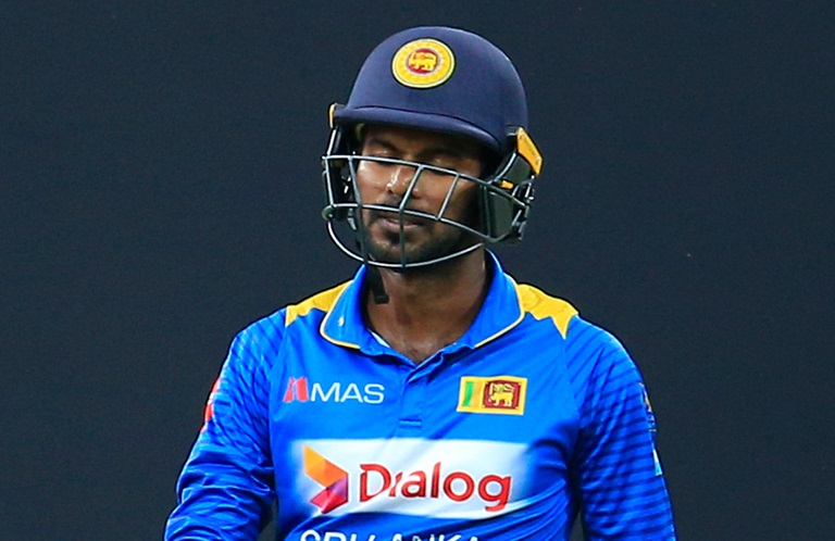 Tharanga will miss two one-dayers // Getty