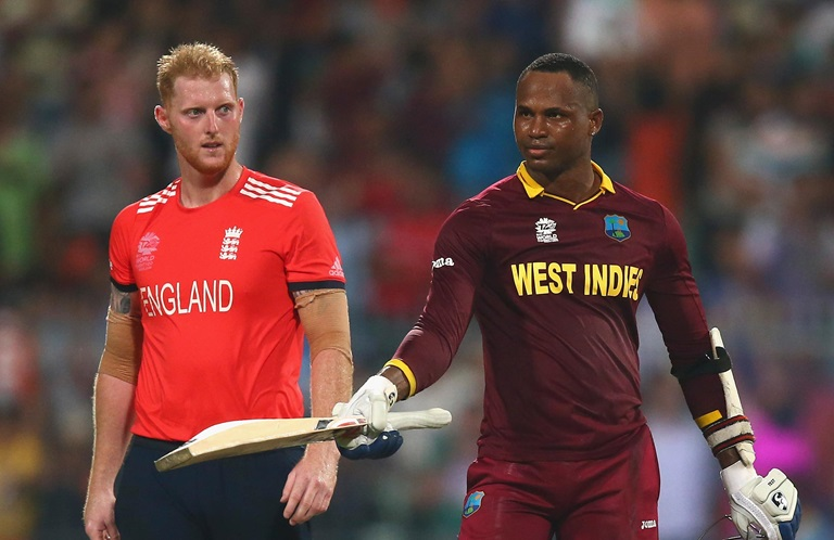 Samuels has a simple warning for Stokes // Getty