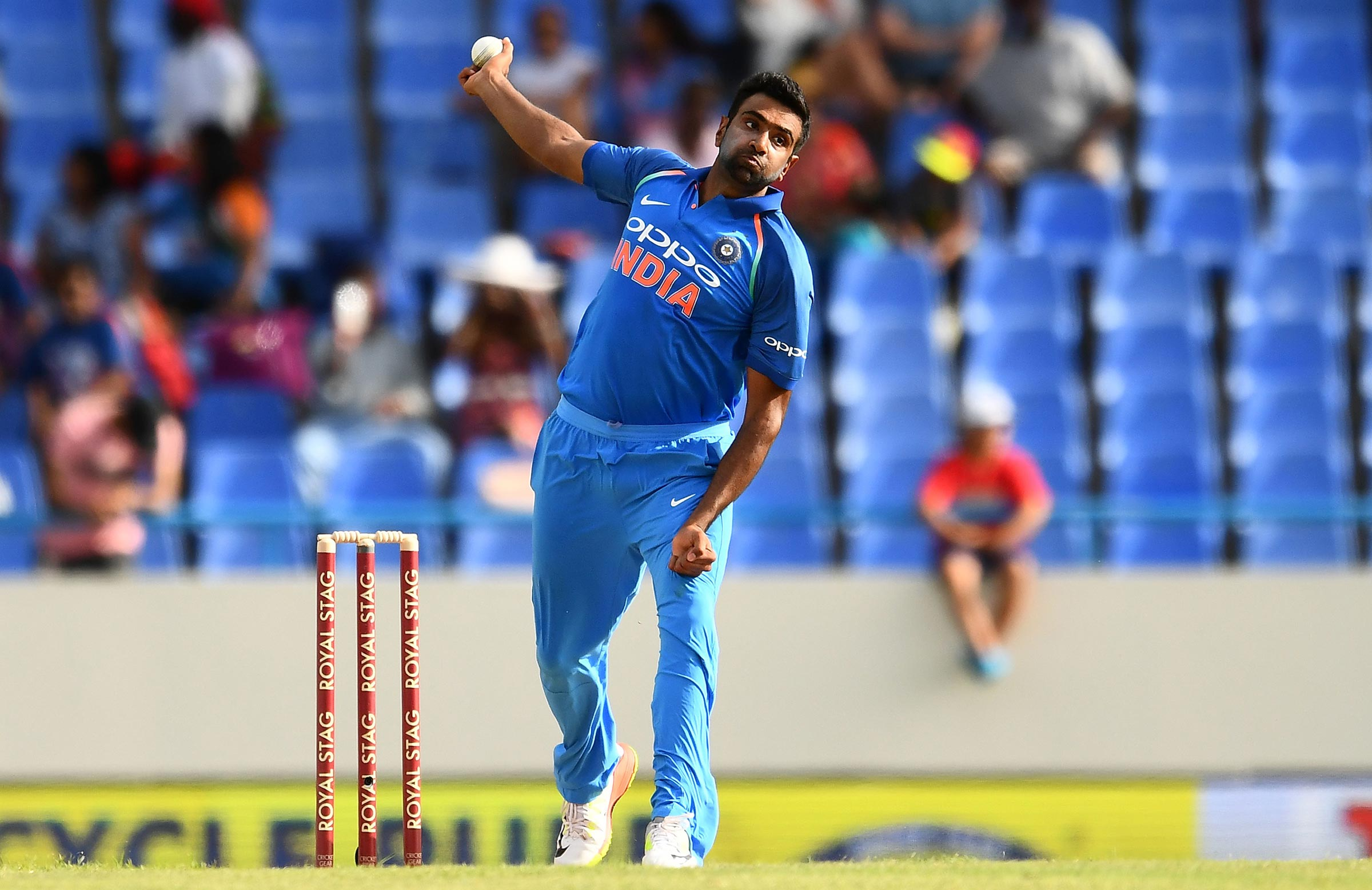 Ashwin could miss the ODI tour against Australia // Getty