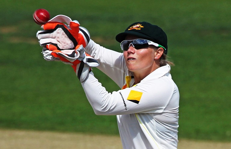 The focus is now on the Ashes for Healy and her teammates // Getty