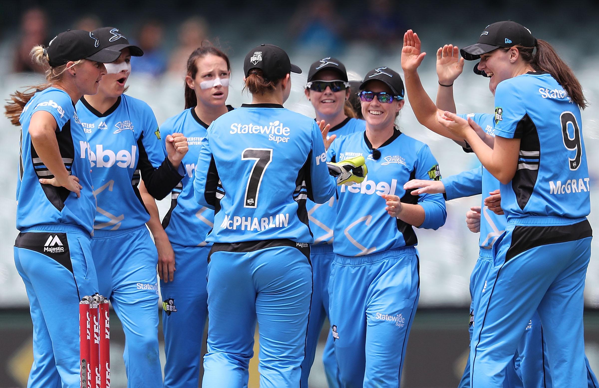 Strikers on cloud nine for WBBL|03 | cricket.com.au