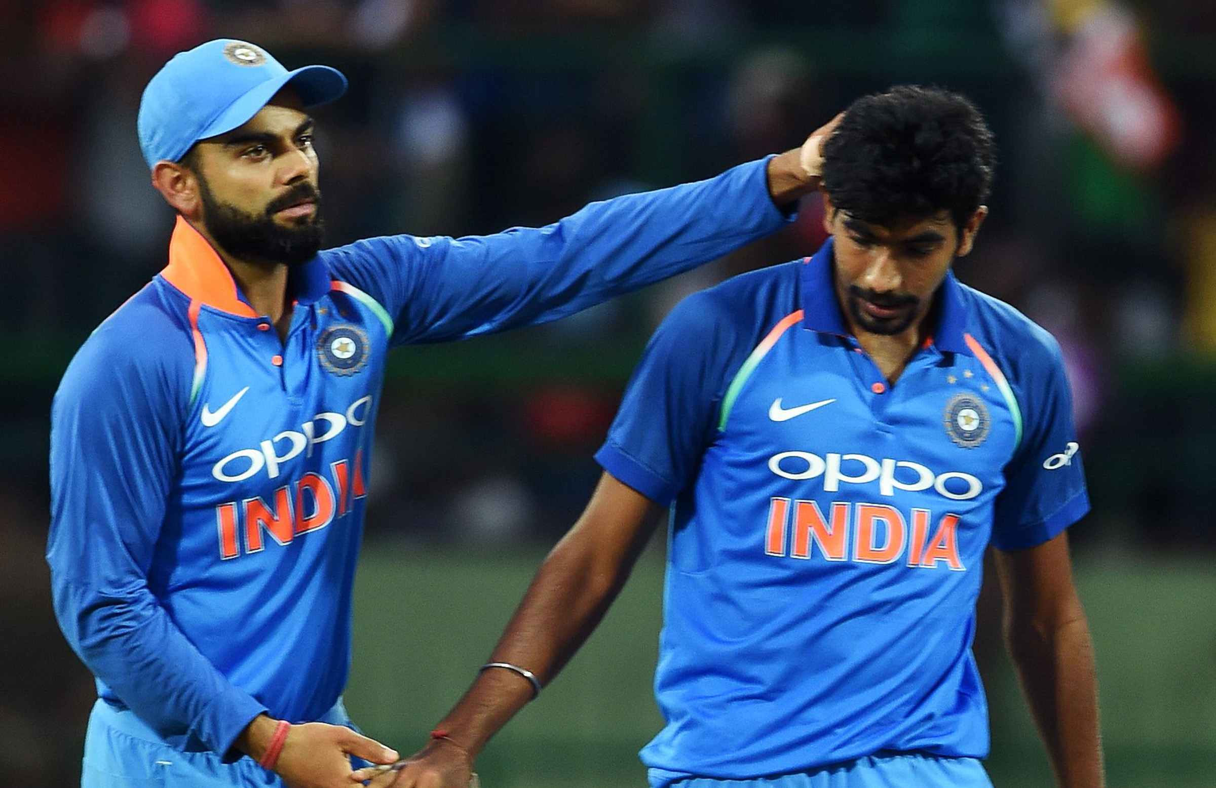 Rohit: We have the two best death bowlers