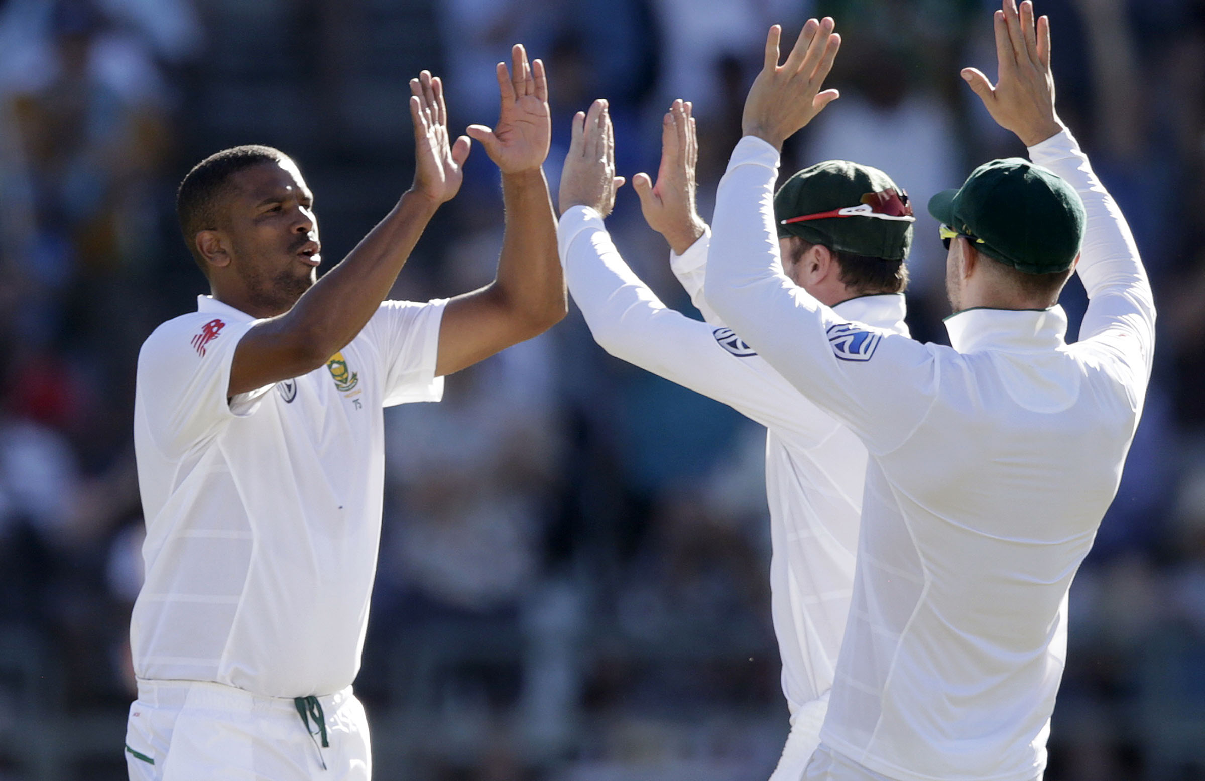 Inspired India rip through South Africa to set up victory chance