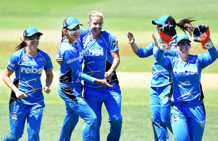 Adelaide Strikers WBBL | cricket.com.au