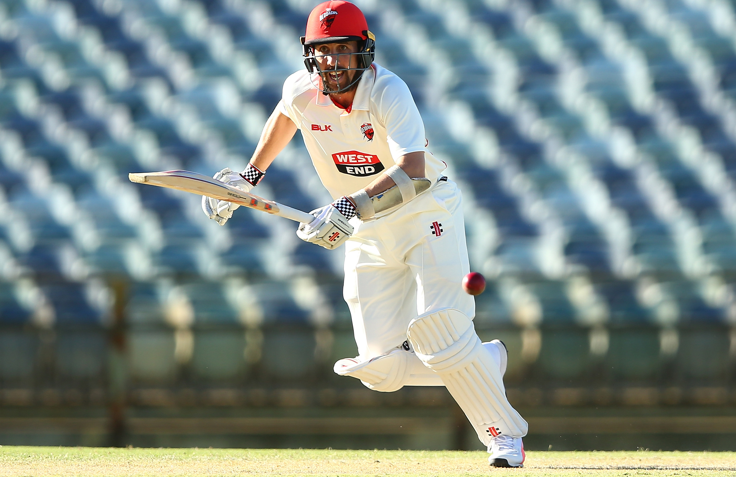cooper spearheads redbacks charge cricketcomau