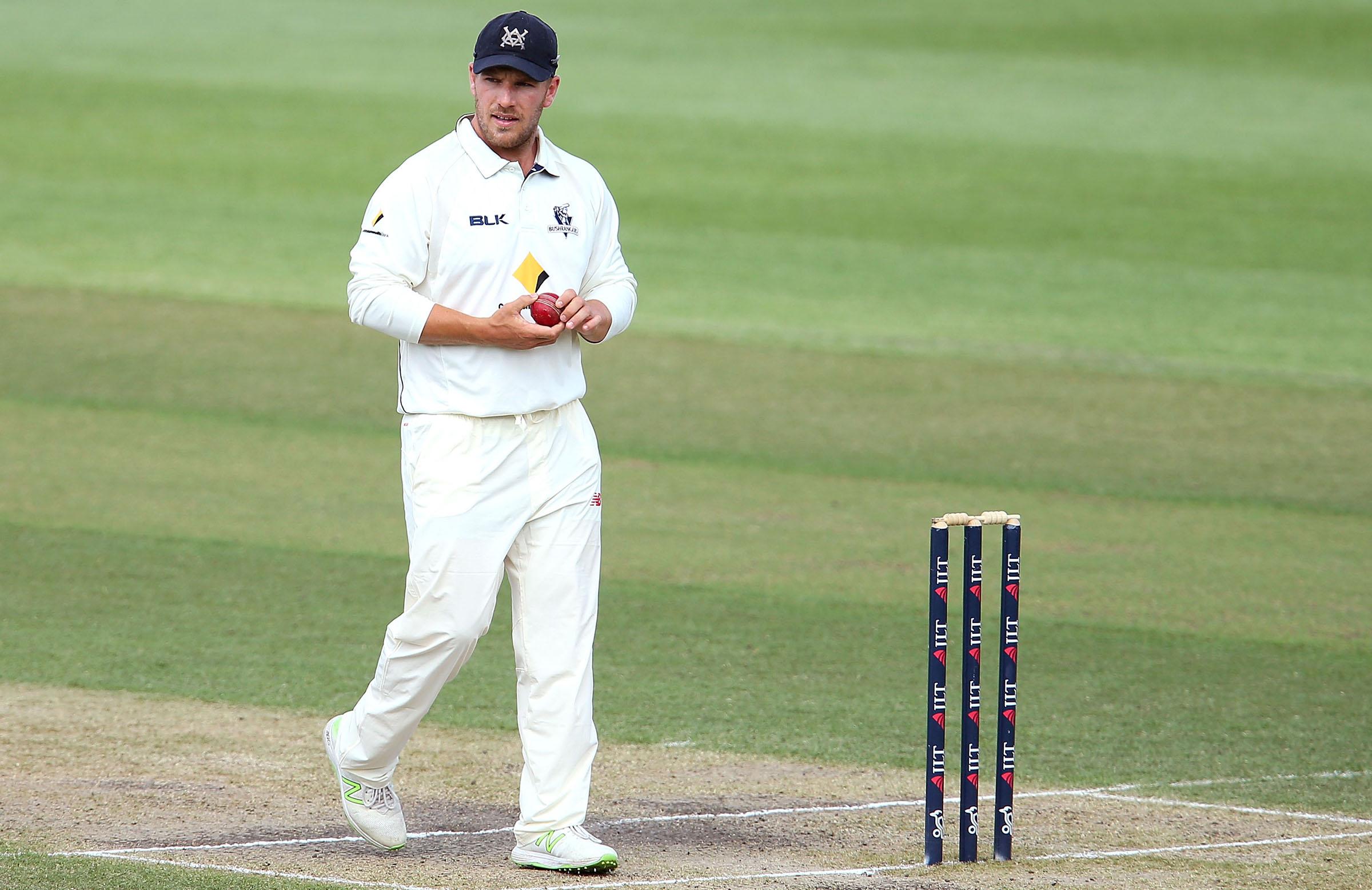 Finnch is a regular member of the Australian ODI and T20I side. ( Cricket Australia)