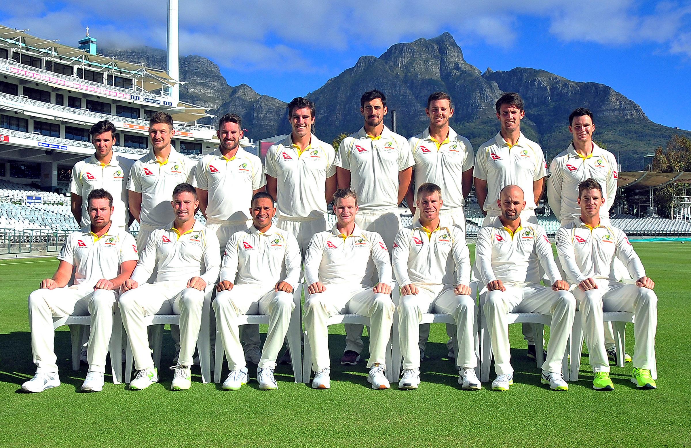 nouvelle collection meilleur prix dégagement Australia name XI for Cape Town Test   cricket.com.au