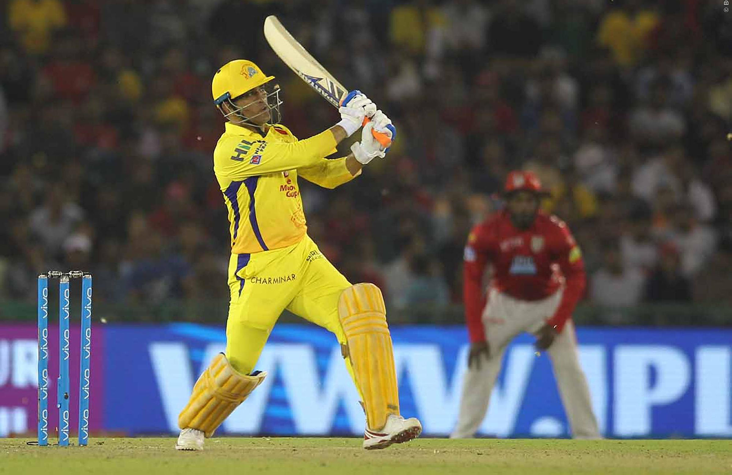Dhoni Csk Wallpapers Hd: Dhoni's Diagnosis Of 'bad' Back Injury