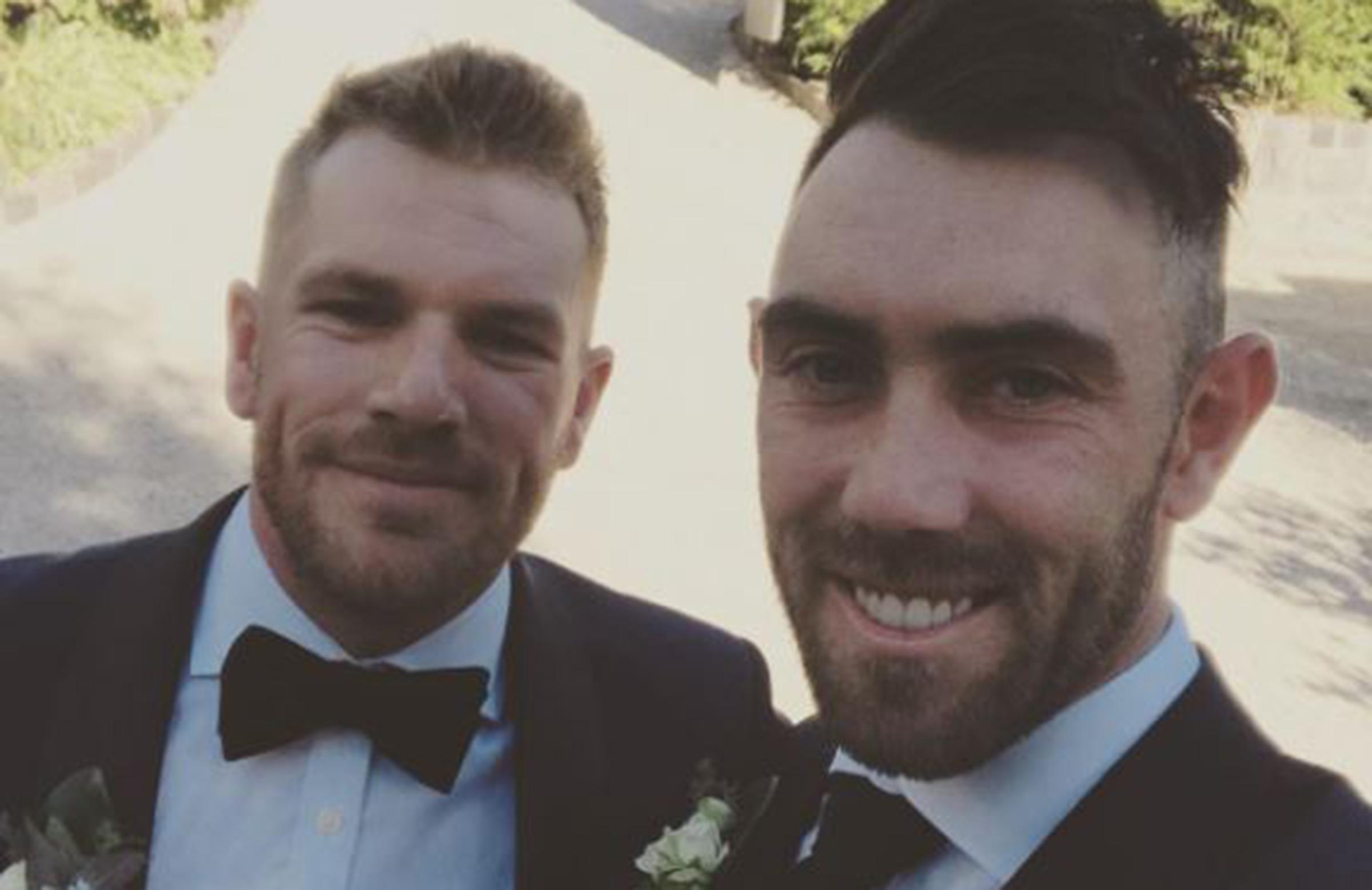 wedding bells ring for aussie batsmen cricketcomau