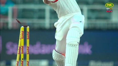 Day wrap: Aussies collapse after Bavuma's 95no