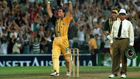 On this day: Michael Bevan becomes an instant hero
