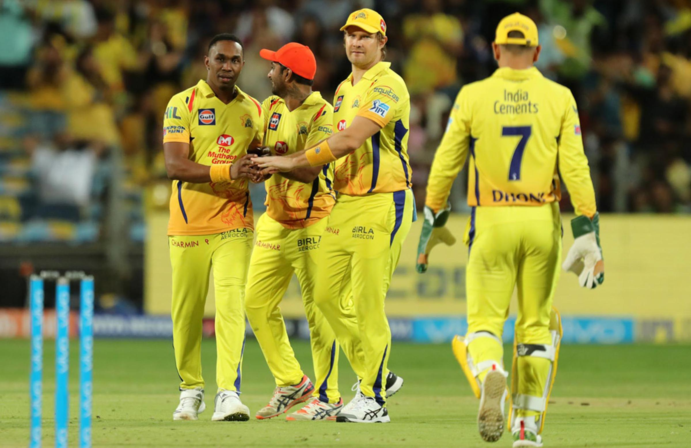 dhoni to thank for ipl form watson