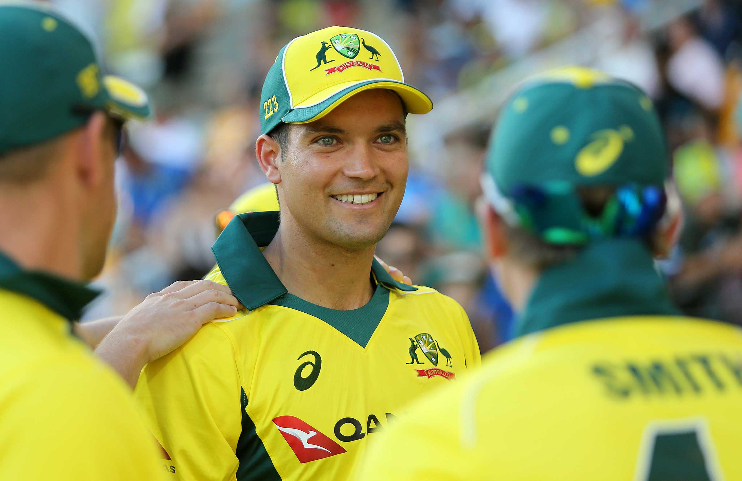 Image result for Stanlake pulled from County for Aussie duty