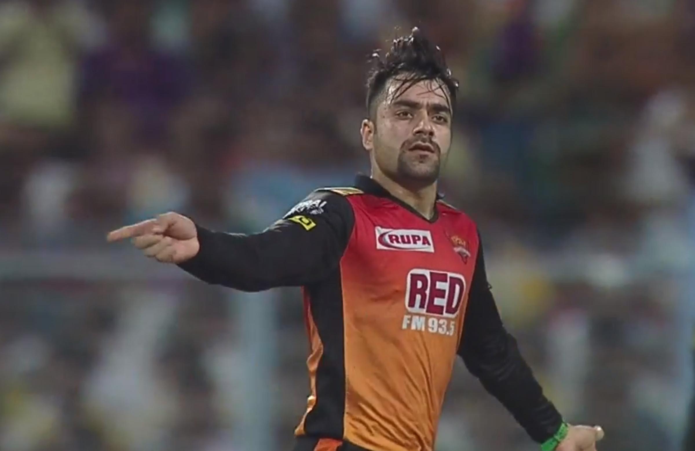 Dazzling Rashid lauded after all-round effort | cricket.com.au