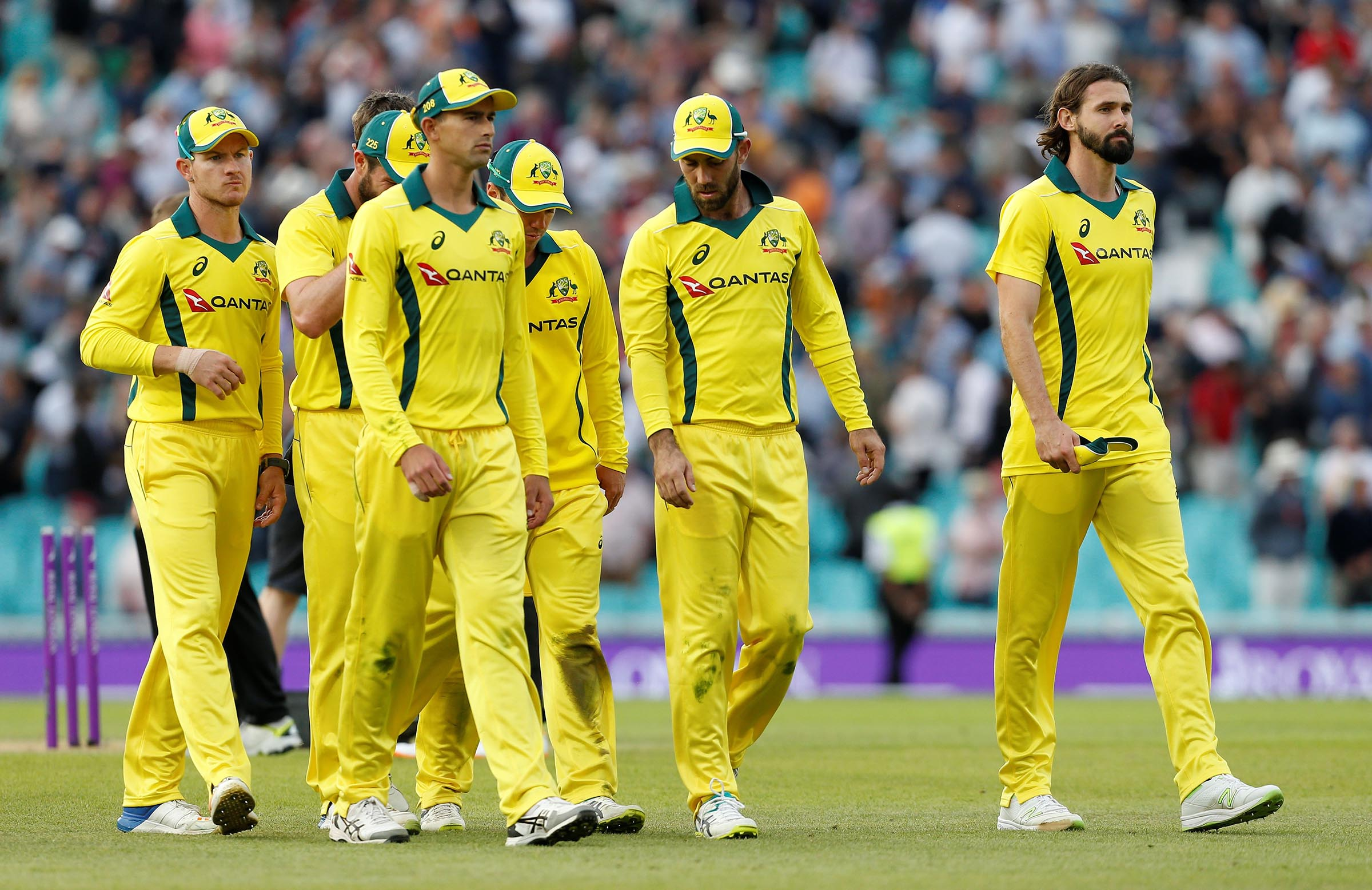 Australia will be much depleated after their recent performance against England. (Cricket Australia)