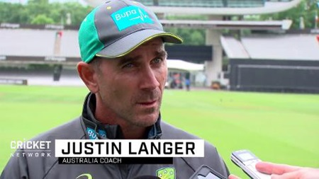Langer discusses ODI series opener selections