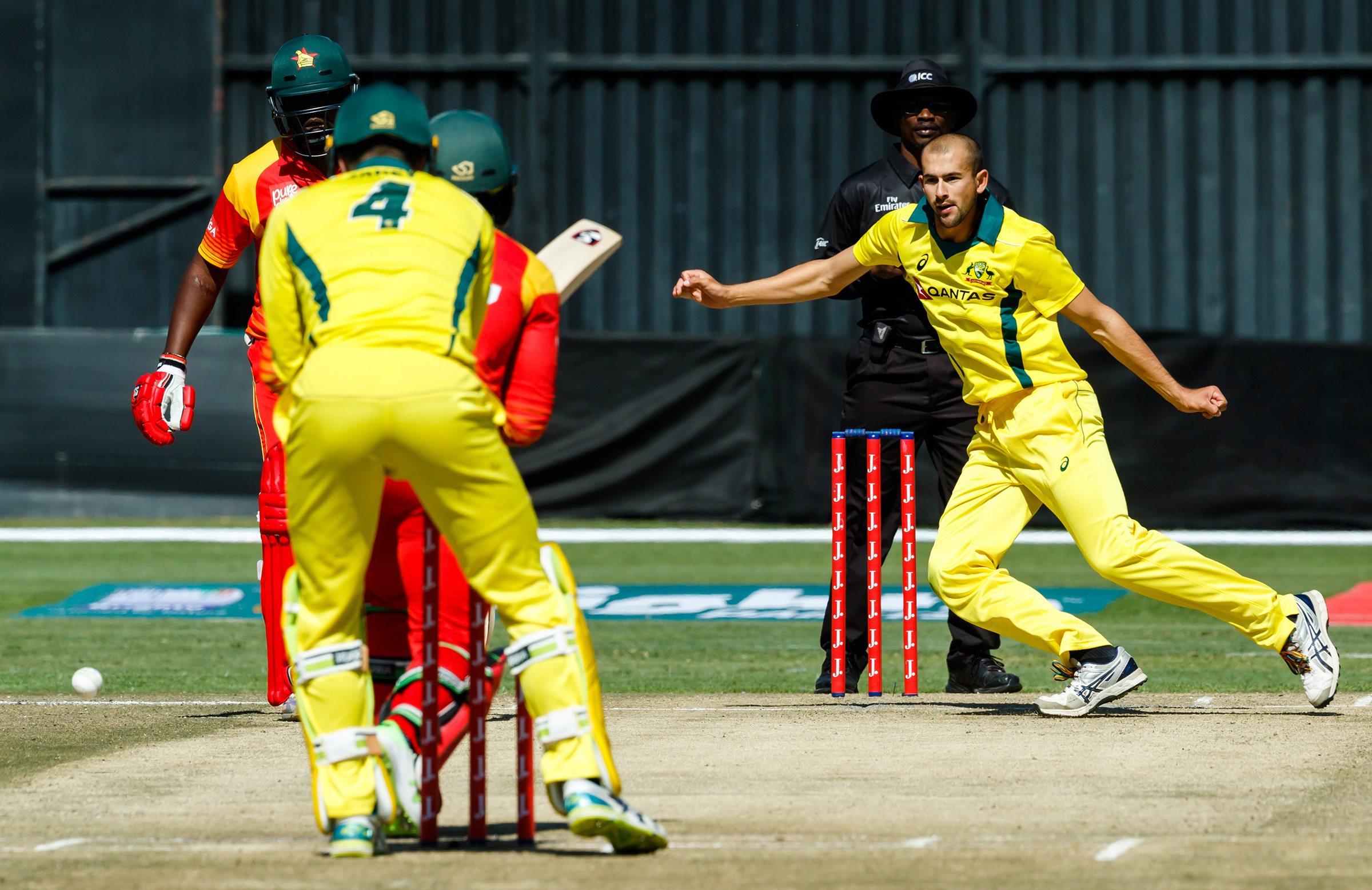 Australia Coach Justin Langer Sees Future ODI Captain in Aaron Finch