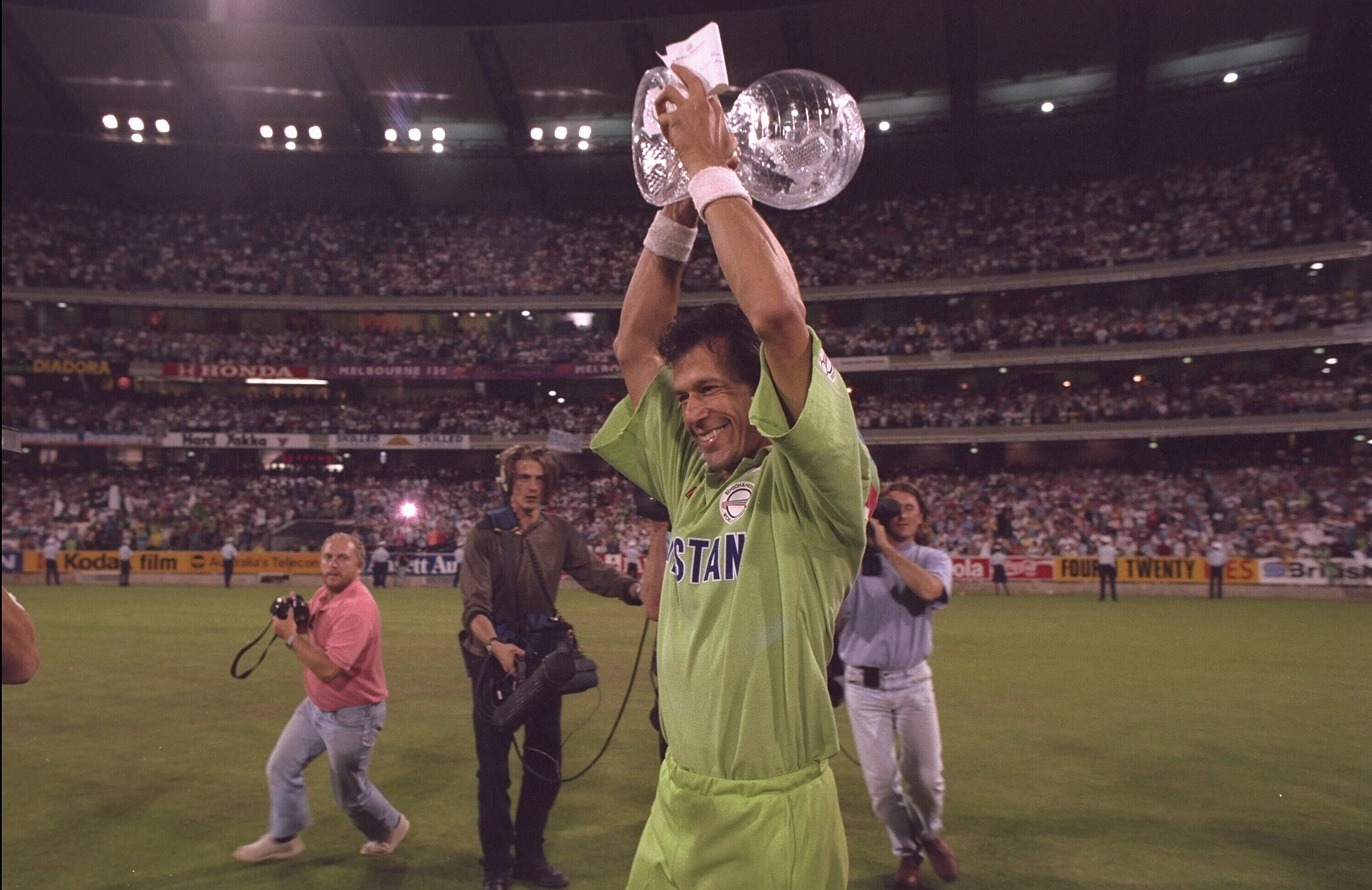 Watch: Sunil Gavaskar Predicted Imran Khan Would Become Pakistan's PM Six Years Ago