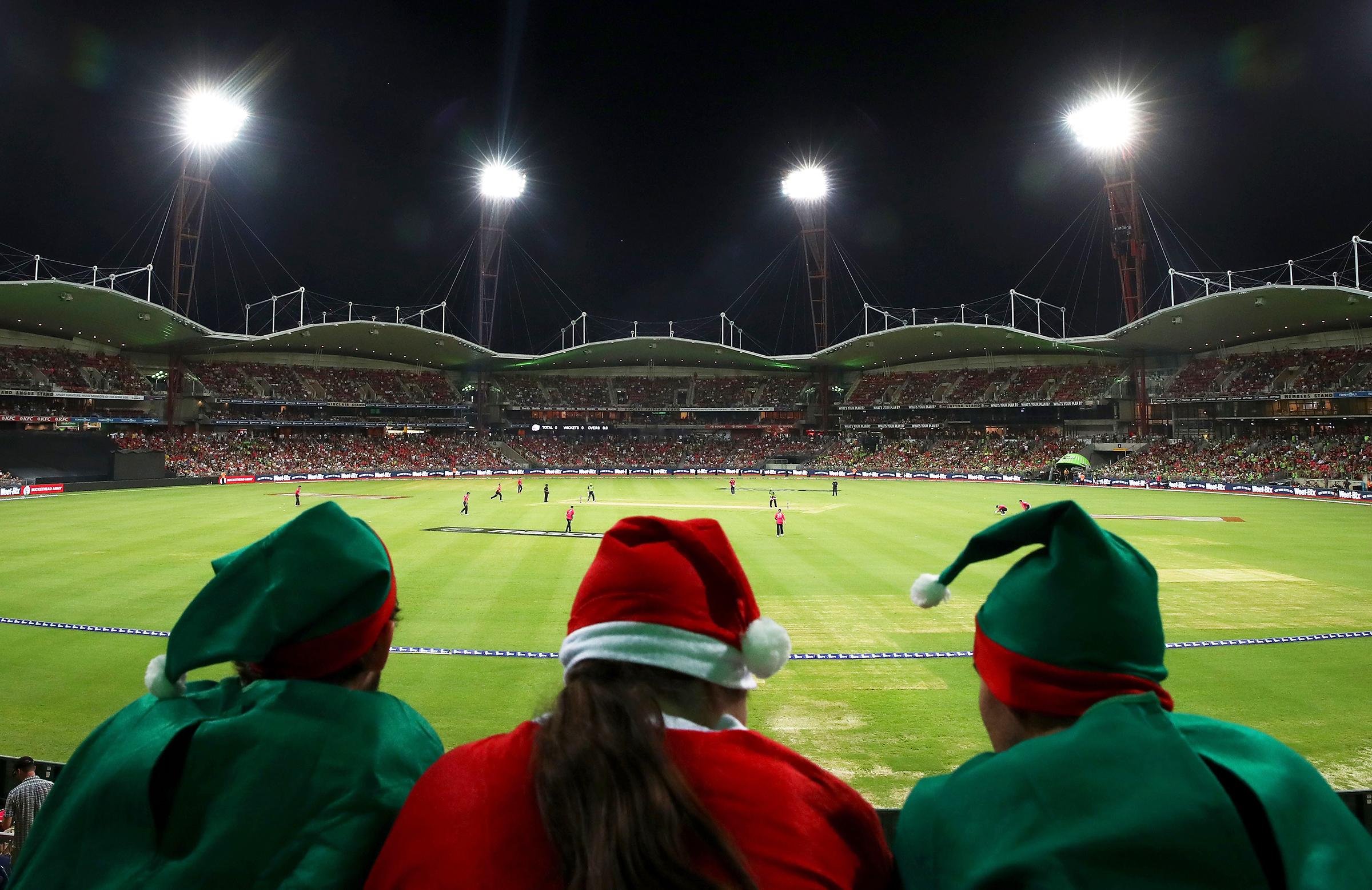 Christmas BBL clash on the cards: report   cricket.com.au