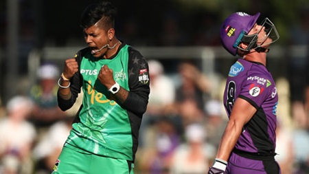 Lamichhane on song for Melbourne Stars