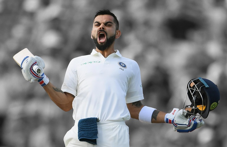 the passion and the power of virat kohli