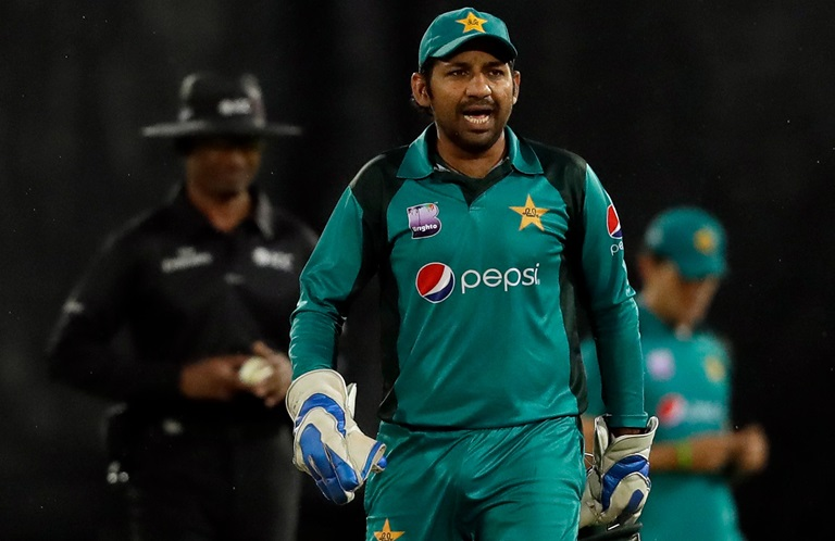 Anti Racism Charge Sarfraz Ahmed Banned For 4 Matches: Cricket.com.au
