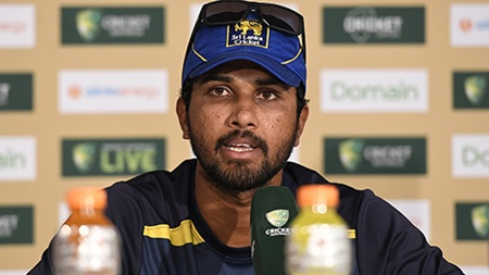 SL tight-lipped on XI for second Test