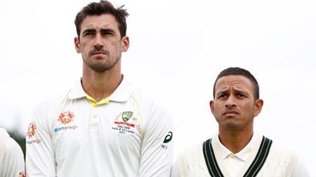 Aussie duo pleased with performances