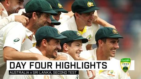Starc leads Australia to series sweep